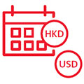 Choice of single, 5, 10, 15, 20, 25 or 30 year premium terms in HKD or USD